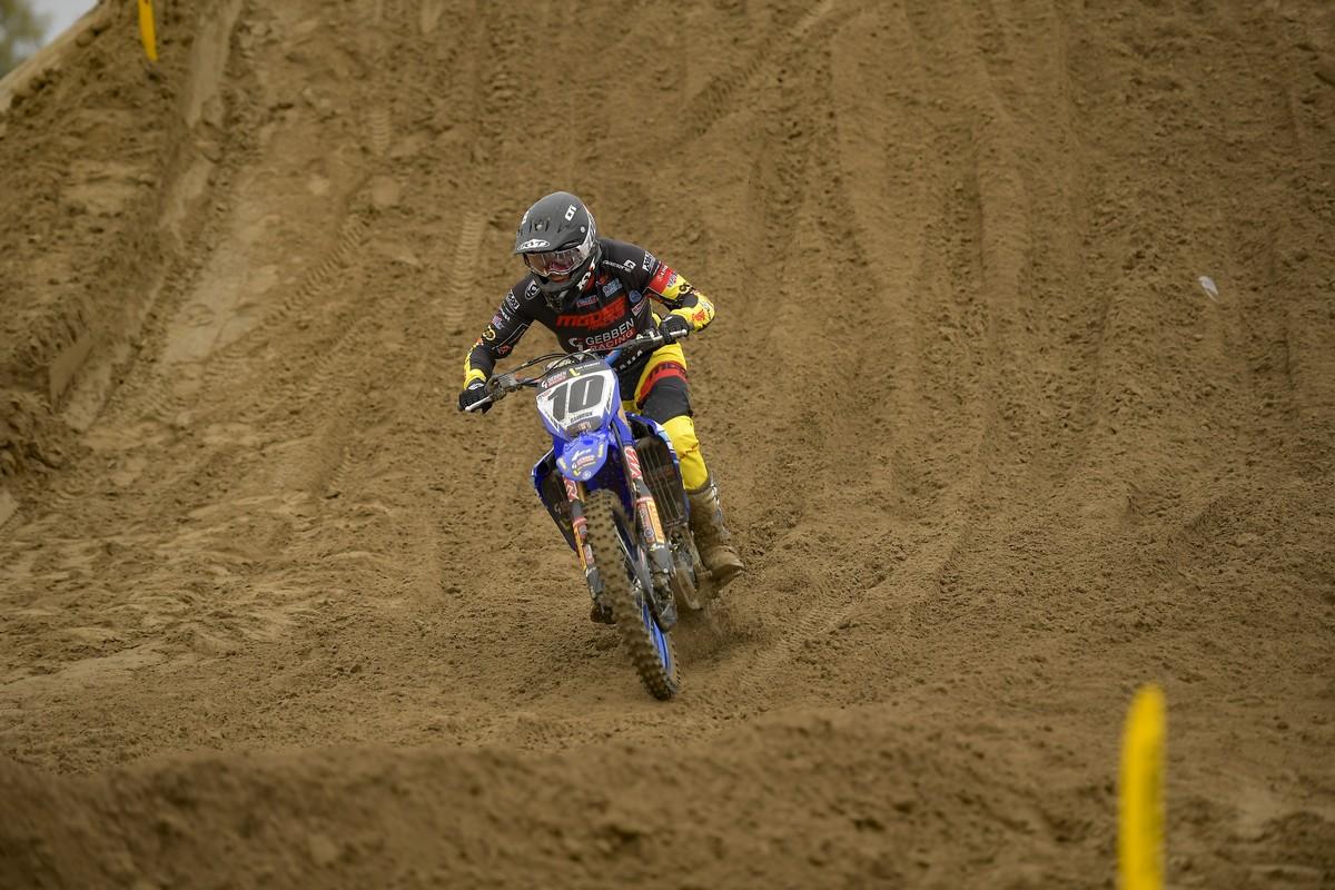 Calvin Vlaanderen, Lommel, 18 10 20